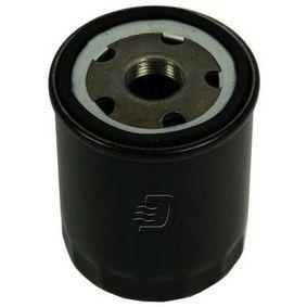 Ölfilter Innendurchmesser 2: 64mm, Innendurchmesser 2: 58mm, Höhe: 87mm mit OEM-Nummer 000 1802 810