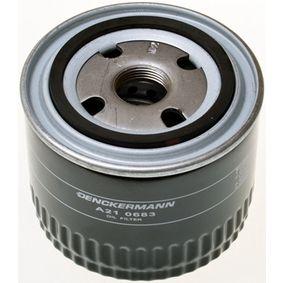 Ölfilter Ø: 95mm, Innendurchmesser 2: 62mm, Innendurchmesser 2: 72mm, Höhe: 75mm mit OEM-Nummer 2995811