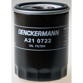 Ölfilter Ø: 76mm, Höhe: 107mm mit OEM-Nummer AJ8 2297