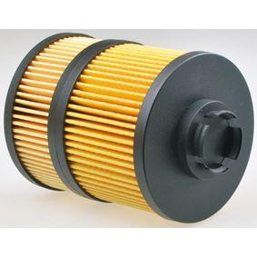 Ölfilter Ø: 91mm, Innendurchmesser: 34mm, Innendurchmesser 2: 35mm, Höhe: 124mm mit OEM-Nummer 5444682