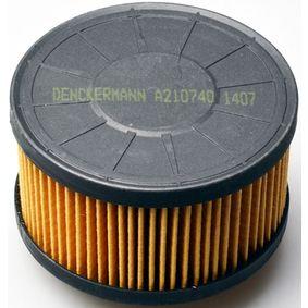 Ölfilter Ø: 90mm, Innendurchmesser: 20,5mm, Höhe: 63,5mm mit OEM-Nummer A200 180 00 09