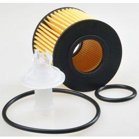 Ölfilter Ø: 60mm, Innendurchmesser: 28mm, Höhe: 56mm mit OEM-Nummer 0415240060