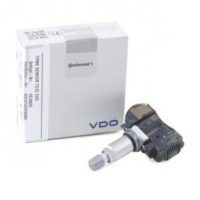 VDO A2C9743250080 Erfahrung