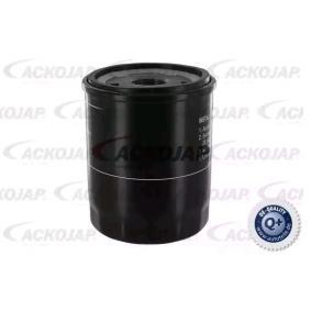 Ölfilter Ø: 68mm, Innendurchmesser 2: 57mm, Innendurchmesser 2: 64mm, Höhe: 85mm mit OEM-Nummer 30A4000100