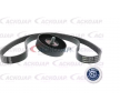 ACKOJA 10590486 with v-ribbed belt pulley