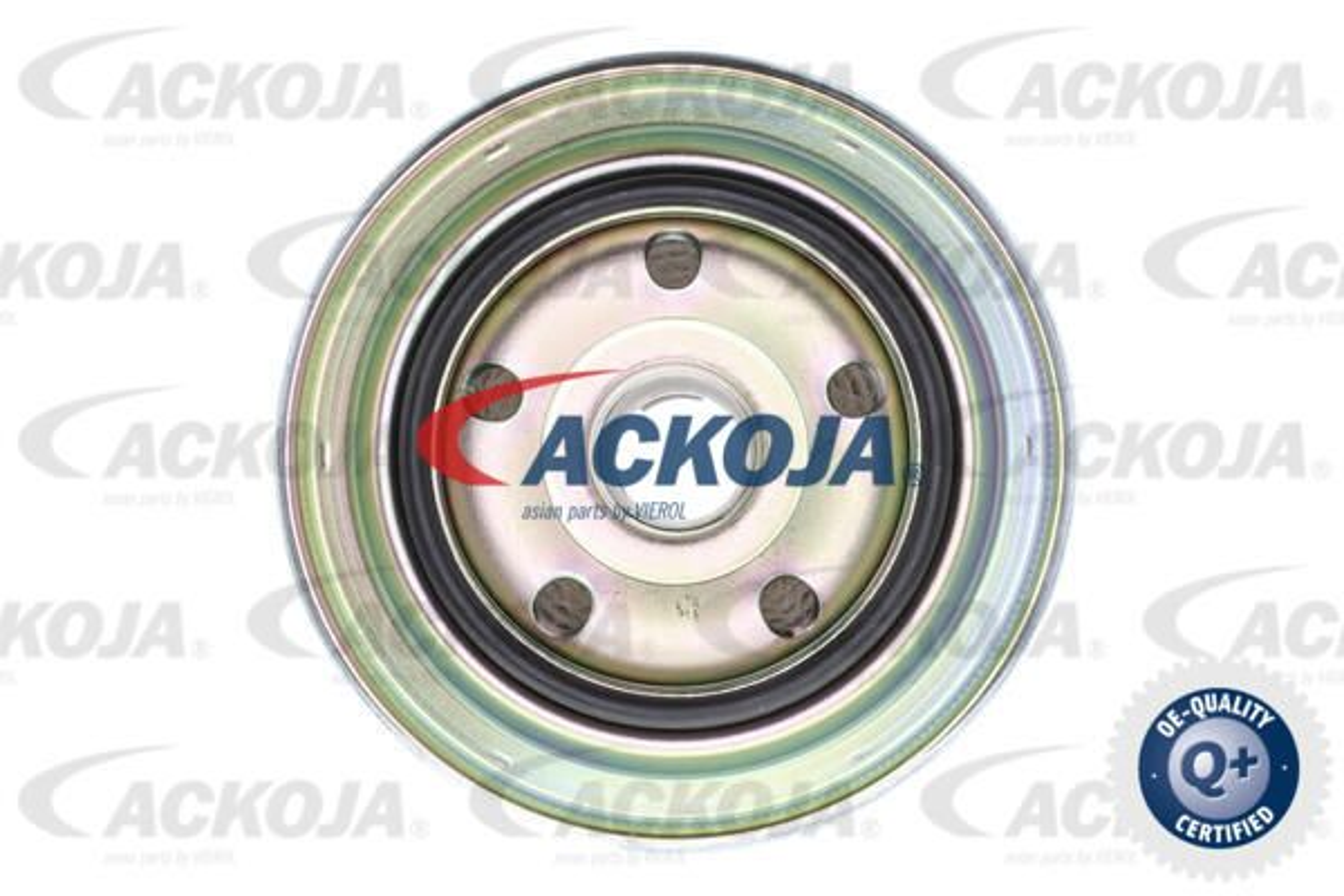 Inline fuel filter ACKOJA A70-0301 expert knowledge
