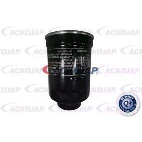 Fuel filter Height: 130mm with OEM Number 23390YZZAB