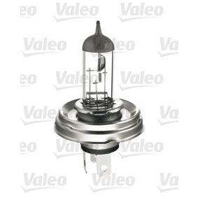 Glühlampe, Fernscheinwerfer R2 (Bilux), 45/40W, 12V 032001 VW GOLF, PASSAT, TRANSPORTER