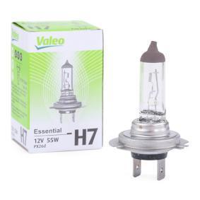 Fernscheinwerfer Glühlampe VW PASSAT Variant (3B6) 1.9 TDI 130 PS ab 11.2000 VALEO Glühlampe, Fernscheinwerfer (032009) für