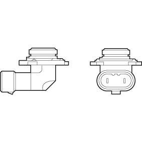 Bulb, spotlight HB3, 60W, 12V 032527