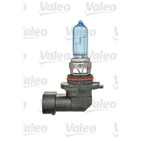 Bulb, spotlight HB3, 60W, 12V 032527 MERCEDES-BENZ C-Class, SLR