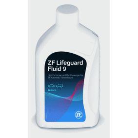 ZF GETRIEBE LifeguardFluid 9 AA01.500.001 Getriebeöl