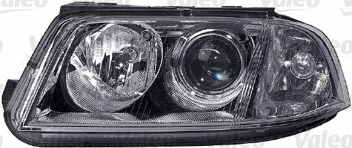 VALEO  044570 Hauptscheinwerfer für Fahrzeuge mit Leuchtweiteregelung (elektrisch), für Rechtsverkehr