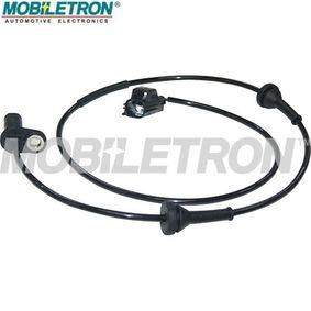 Sensor, Raddrehzahl Länge: 1010mm, Pol-Anzahl: 2-polig mit OEM-Nummer 30773738