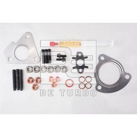 Renault Twingo 2 1.2TCe 100 (CN0P) Montagesatz, Abgasanlage BE TURBO ABS503 (1.2 TCe 100 Benzin 2012 D4F 782)