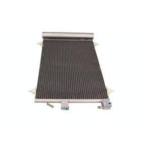 Kondensator, Klimaanlage Kältemittel: R 134a mit OEM-Nummer 96.459.747.80