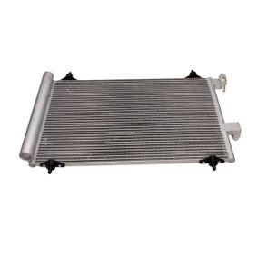 Kondensator, Klimaanlage Kältemittel: R 134a mit OEM-Nummer 6455-CP
