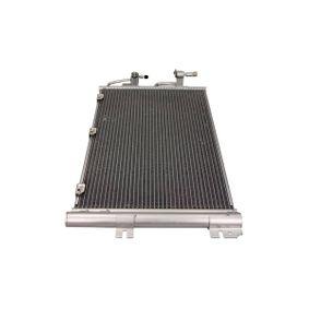 Kondensator, Klimaanlage Kältemittel: R 134a mit OEM-Nummer 93178958