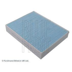 Filter, Innenraumluft Länge: 247mm, Breite: 199,0mm, Höhe: 40mm mit OEM-Nummer 64 11 9 237 554
