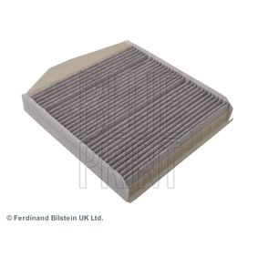 Filter, Innenraumluft Länge: 279mm, Breite: 242,0mm, Höhe: 48mm mit OEM-Nummer 9171757