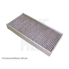 Filter, Innenraumluft Länge: 320mm, Breite: 150,0mm, Höhe: 34mm mit OEM-Nummer 6441EJ