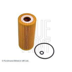 Ölfilter Ø: 53,0mm, Innendurchmesser: 21,0mm, Höhe: 117mm mit OEM-Nummer 6401800009