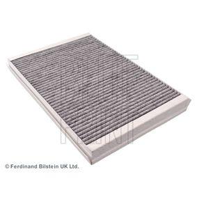 Filter, Innenraumluft Länge: 354mm, Breite: 236,0mm, Höhe: 35mm mit OEM-Nummer 9068300318