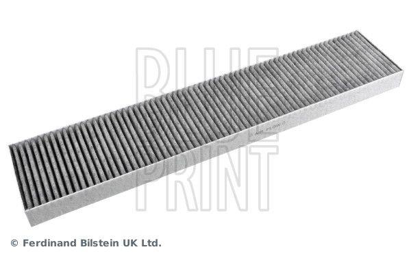 BLUE PRINT  ADV182518 Filter, Innenraumluft Länge: 535mm, Breite: 110,0mm, Höhe: 30mm