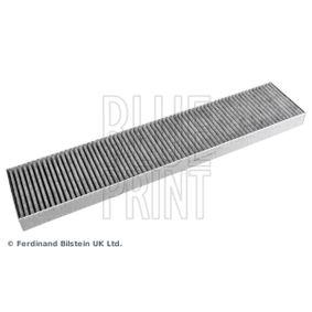 Filter, Innenraumluft Länge: 535mm, Breite: 110,0mm, Höhe: 30mm mit OEM-Nummer 1452 348