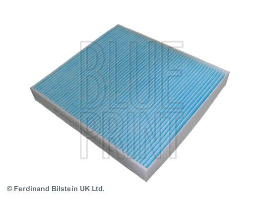 BLUE PRINT  ADV182526 Filter, Innenraumluft Länge: 252mm, Breite: 235,0mm, Höhe: 32mm