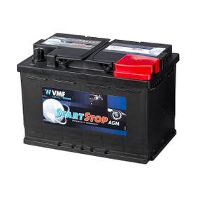 Starterbatterie mit OEM-Nummer 570901076 VMF
