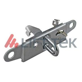 Tailgate Lock AL37229 PUNTO (188) 1.2 16V 80 MY 2006