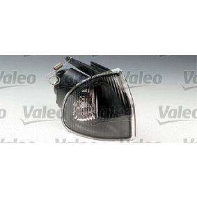 VALEO  087313 Pisca Tipo de lâmpada: PY21W