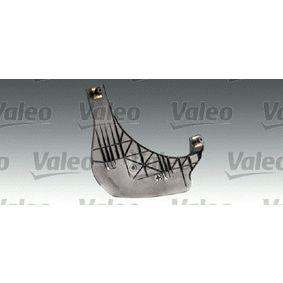 VALEO Halter, Hauptscheinwerfer 088046 für AUDI A4 (8E2, B6) 1.9 TDI ab Baujahr 11.2000, 130 PS
