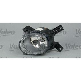 VALEO Nebelscheinwerfer 088896 für AUDI A3 (8P1) 1.9 TDI ab Baujahr 05.2003, 105 PS