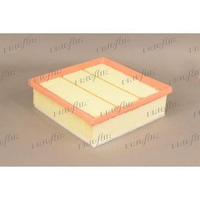 Luftfilter Länge: 213mm, Breite: 202,5mm mit OEM-Nummer 95513087