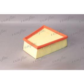 Luftfilter Länge: 290mm, Breite: 206mm, Länge: 290mm mit OEM-Nummer 6Q01296620