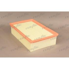 Luftfilter Länge: 292mm, Breite: 177mm mit OEM-Nummer 5Q0 129 620D