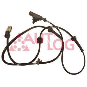 Sensor, wheel speed Length: 1206mm with OEM Number 47910 AX610