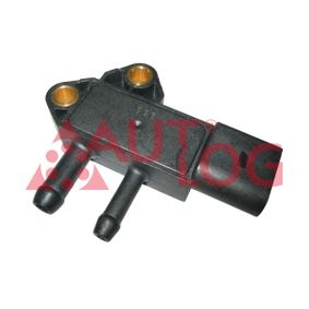 Sensor, Abgasdruck AS4607 CRAFTER 30-50 Kasten (2E_) 2.5 TDI Bj 2007