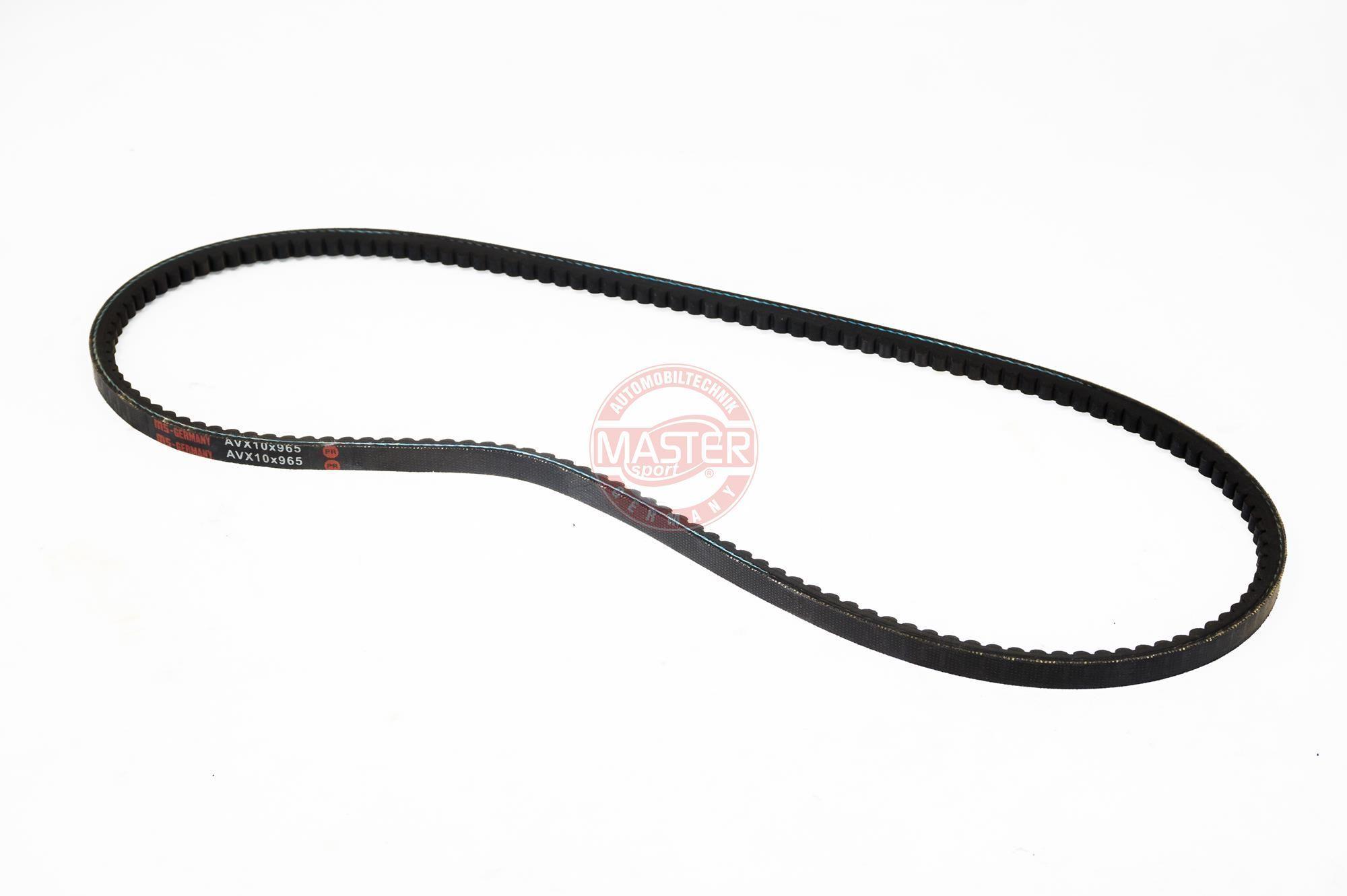 Fan Belt Alternator MEYLE V-Belt AVX10X960 960mm x 10mm