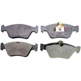 Bremsbelagsatz, Scheibenbremse Breite: 150mm, Höhe: 66,25mm, Dicke/Stärke: 18,9mm mit OEM-Nummer A 002 420 44 20