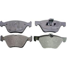 Bremsbelagsatz, Scheibenbremse Höhe: 69,5mm, Dicke/Stärke: 19,2mm mit OEM-Nummer 004 420 0320