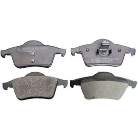 Brake Pad Set, disc brake Height: 53,7mm, Thickness: 16,1mm with OEM Number 272 401