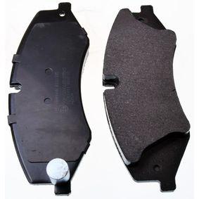 Kit de plaquettes de frein, frein à disque Largeur: 192,7mm, Hauteur: 72,2mm, Épaisseur: 18,5mm avec OEM numéro 4G0698451A