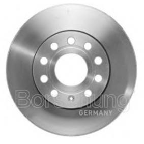 Bremsscheibe Bremsscheibendicke: 25mm, Ø: 312mm mit OEM-Nummer 1KD 615 301 D
