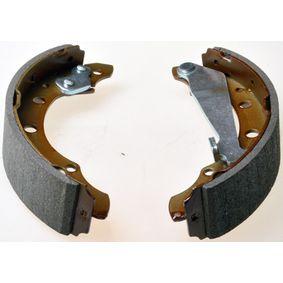 Bremsbackensatz Breite: 40mm mit OEM-Nummer 331 609 528F