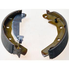 Bremsbackensatz Breite: 30mm mit OEM-Nummer 4241 J1