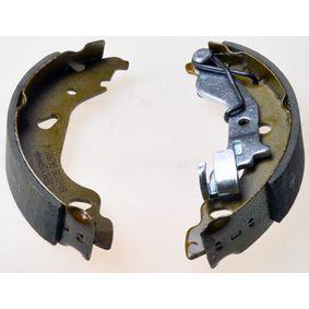 Brake Shoe Set B120105 PUNTO (188) 1.2 16V 80 MY 2000