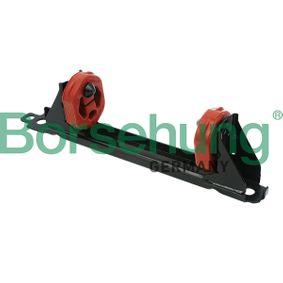 Golf 5 2.0 Halter, Abgasanlage Borsehung B12280 (2.0 Benzin 2007 BHY)